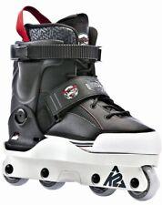 K2 Varsity Aggressive Inline Skates Complete Setup