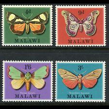 MALAWI 1970 Butterflies. SG 358-361. Mint Never Hinged. (WA322)