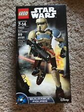 Lego Star Wars 75523 Scarif Stormtrooper Buildable Figure 89pcs New Sealed 2017
