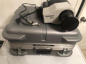 Schwem Gyrozoom Image stabilizer FP-1 Broadcast lens with Original Hard Case