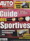 AUTO HEBDO n°1354 du 14 Août 2002 GP HONGRIE RALLYE FINLANDE GUIDE SPORTIVES