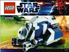 Lego Star Wars The Clone Wars droides tropas Transporter MTT 30059