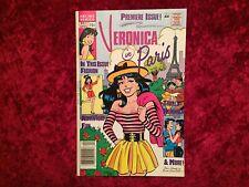 VERONICA IN PARIS #1 1989 NM 9.4 Archie Comics DAN PARENT / DAN DECARLO COVER