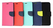 Custodia per Huawei Nova Plus Cover a Portafoglio con Portatessere Vari Colori