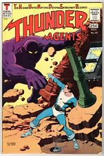 Thunder Agents #10, Very Fine - Near Mint Condition*