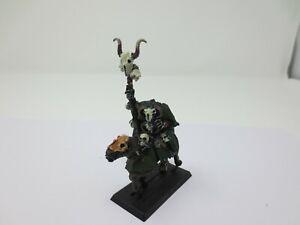 Warhammer Chaos Mounted Chaos Sorcerer Painted AOS Metal G253
