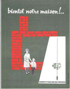 PROSPECTUS EMPRUNT CREDIT FONCIER DE FRANCE 1965