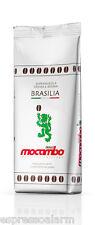 (14,20€/kg) Mocambo Brasilia 6 x 1000g Espresso silber Mokambo MHD: 16.01.20