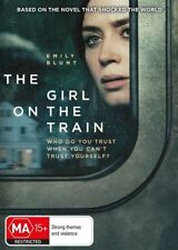 The Girl On The Train (Dvd) Crime, Drama, Mystery, Thriller, Emily Blunt Film