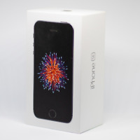 Apple iPhone SE Model A1723 Original Box Only 32GB (Black)