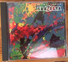 Brazilia by John Klemmer (CD, Aug-1997, Universal Distribution)