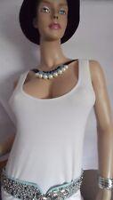 Natürliche Perlenketten, Türkis Schmuck, Tibet Silber Kette, Türkis Anhänger