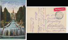 Erster Weltkrieg (1914-18) Kleinformat kolorierte Ansichtskarten