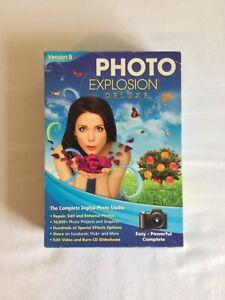 Photo Explosion Deluxe Version 5 NOVA DEVELOPMENT