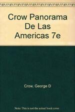 Panorama De Las Americas (English and Spanish Edition)