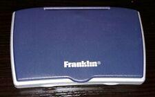 Franklin Dbe-1450 Merriam Webster Pocket Dictionary