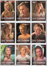 TRUE BLOOD LEGENDS SERIES 1 TRADING CARDS COMPLETE FACTORY SEALED SET 27 CARDS