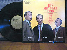 THE MITCHELL TRIO- THATS THE WAY ITS GONNA BE- MG 21049- RARE PROMO- VG+