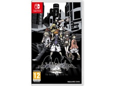 Nintendo Switch World Ends With You: Final Remix