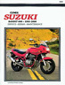 Clymer Workshop Manual Suzuki Bandit 1995-2000 GSF600 GSF600S Service Repair