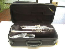 NEW DEMO CAROL BRASS CTR-5000L-YST-Bb-S PROFESSIONAL TRUMPET WITH CASE