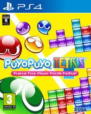 Puyo Puyo Tetris - PS4 ITA - NUOVO SIGILLATO  [PS40543]