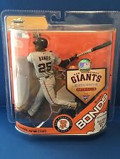 "Barry Bonds Exclusive All Star Fan Fest McFarlane 6"" figure 1 of 3000 rare HTF"
