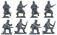 WWII German Soldier Add-On Infantry 1/32 Scale 8 figures TSSD Bagged Set #27 NIB