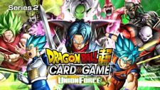 Dragon Ball Union Force Worlds COMPLETE C/UC Playset TCG NEAR MINT