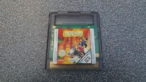 GOLD AND GLORY THE ROAD TO ELDORADO GAMEBOY COLOR ADVANCE SP