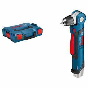 Bosch Akku-Winkelbohrmaschine GWB 12V-10 Solo Clic&Go in L-Boxx - 0601390909