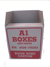 Packing ,Removal ,Storage, Boxes Perth - 15 New Book Boxes For Perth WA Only