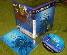 GENE TROOPERS - PS2 PLAYSTATION 2 RARO PAL PRIMA STAMPA