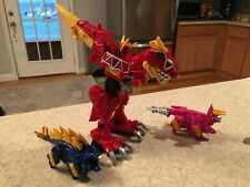 power rangers dino super charge megazord