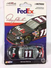 Action Joe Gibbs Racing - Danny Hamlin #11 FedEx Freight 1/64 Monte Carlo 2006