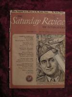 SATURDAY REVIEW April 21 1945 Ira Wolfert Jesse Stuart Roger Butterfield