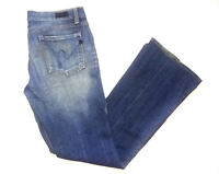 "Citizens of Humanity Womens Jeans Size 30"" Blue Bootcut Stretch Denim Pants COH"