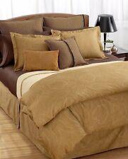 Ralph Lauren Doncaster Camel Paisley Queen Duvet / Comforter Cover 400tc
