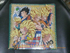 DRAGON BALL Z GT DBZ CARDDASS STATION SYSTEM FILE CARTE CARD BINDER CLASSEUR #09