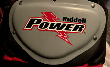 Riddell Power Back Support Size Medium. Used Football Support