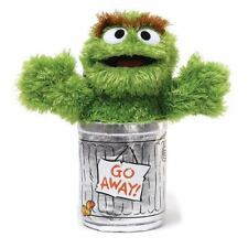 "GUND Sesame Street OSCAR THE GROUCH (Go Away) 10"" Plush"