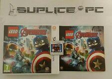 LEGO MARVEL AVENGERS (AVEC NOTICE) - NINTENDO 3DS - JEU EUR