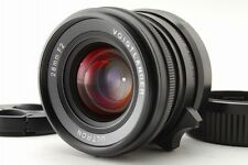 【AB Exc+】 Voigtlander ULTRON 28mm f/2 VM Lens for Leica M From JAPAN #2937
