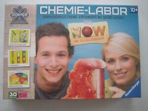 Ravensburger Chemie-Labor, Science X