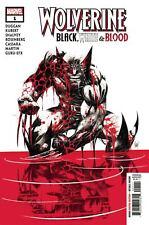 Wolverine Black White Blood #1 Cvr A 2020 Marvel Comics 11/4/20 Nm