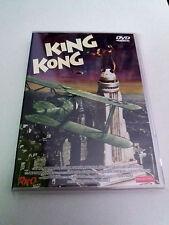"DVD ""KING KONG"" COMO NUEVO 1933 FAY WRAY MERIAN C. COOPER ERNEST B. SCHOEDSACK"
