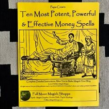 Ten Most Powerful Money Spells Voodoo Wicca Lottery Work Paycheck Lottery Job