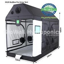 XXLR / XX LARGE ROOF BUDBOX PRO WHITE INDOOR HYDROPONICS GROW ROOM TENT, 1.2M x