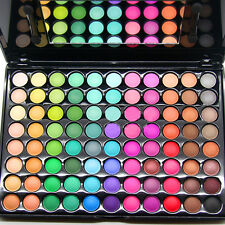 Cute New 88 Color Warm Matte Shimmer Professional Eyeshadow Eye Makeup Palette