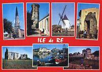 Alte Postkarte - Ile de Re